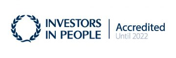 investors in people accredited until 2022