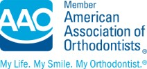 Member American Association of Orthodontists logo