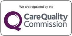 We are regulated by the Care Quality Commission