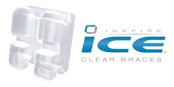 Inspire Ice Clear Braces logo